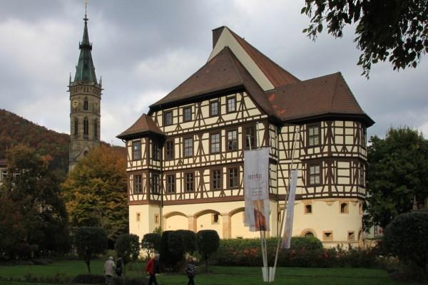 Uracher Residenzschloss